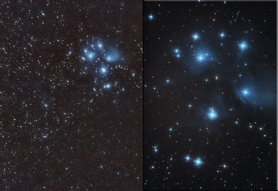 M45 duoscope