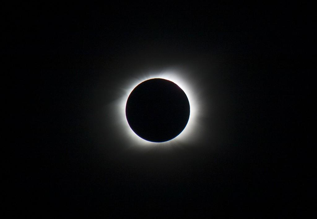 Eclipse de Sol 2010. Roberto Bravo